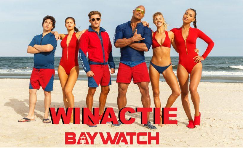 Winactie | Baywatch – Beëindigd