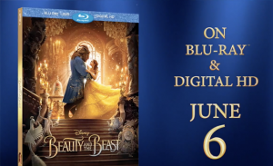 Beauty and the Beast blu ray