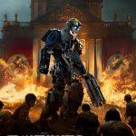 Bumblebee verbrandt Nazi's op nieuwe Transformers: The Last Knight poster