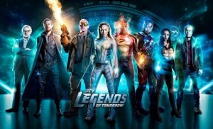 Legends of Tomorrow seizoen 3
