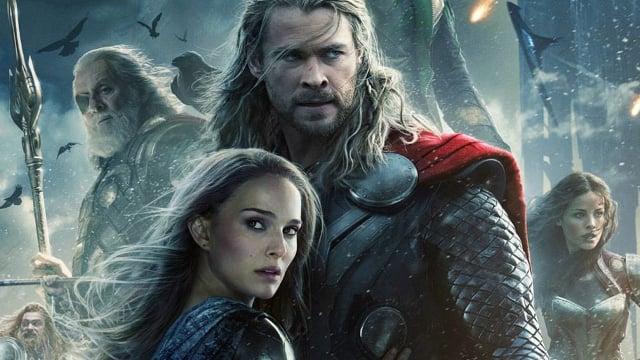 Natalie Portman toch te zien in Thor: Ragnarok?