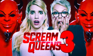 Scream Queens seizoen 3