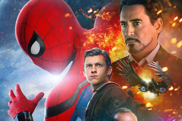 Veel kritiek op posters Spider-Man: Homecoming