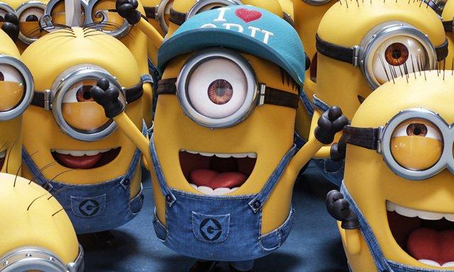 Nieuwe Despicable Me 3 /Verschrikkelijke Ikke 3 trailer