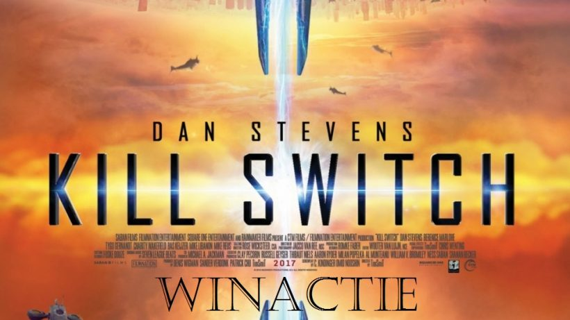 Kill Switch winactie  – Beëindigd