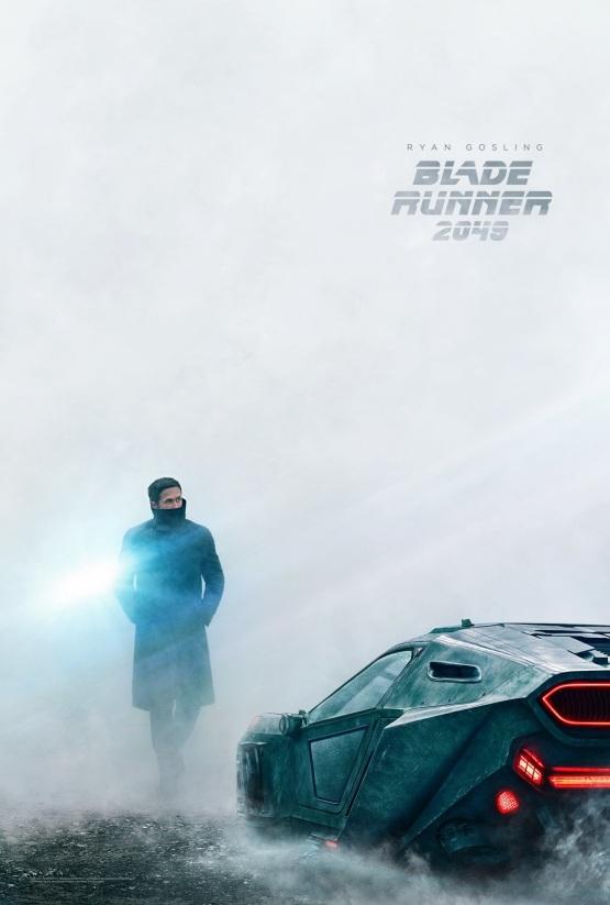 Nieuwe posters voor Blade Runner 2049