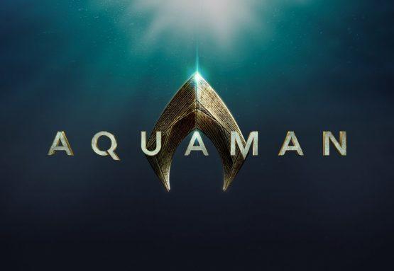 Nieuw logo Aquaman