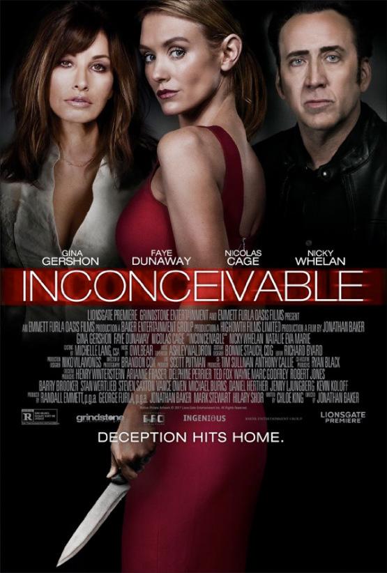 Nieuwe trailer Inconceivable met Nicolas Cage