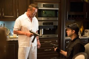 Arnold Schwarzenegger op eerste foto Why We're Killing Gunther