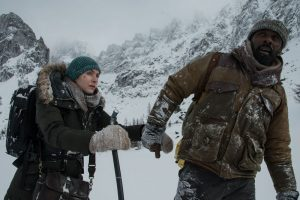 Eerste trailer The Mountain Between Us met Kate Winslet en Idris Elba