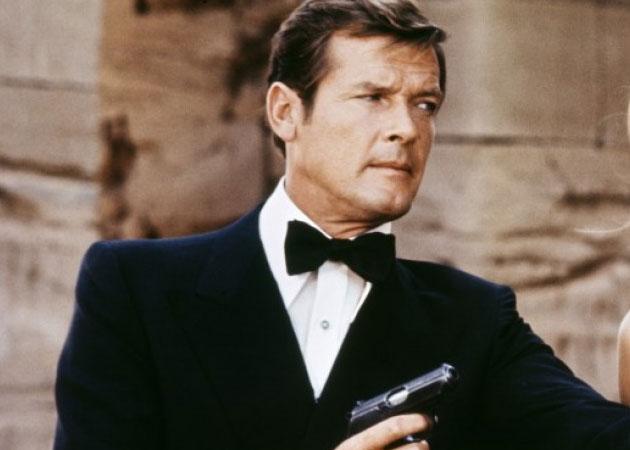 James Bond acteur Roger Moore overleden