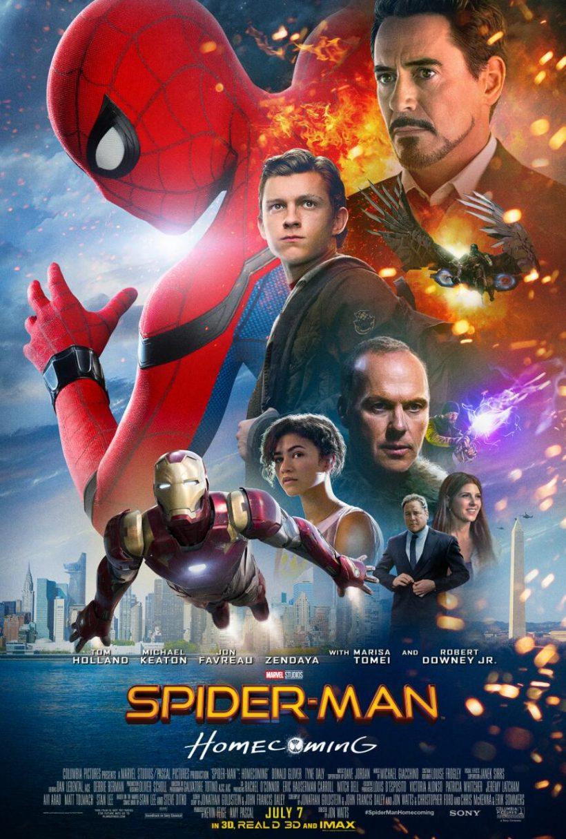 Nieuwe trailer voor Spider-Man: Homecoming