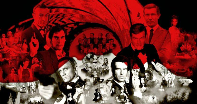 007 producenten plannen een James Bond Movie Universe?