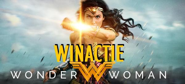 Winactie | Wonder Woman – Beëindigd