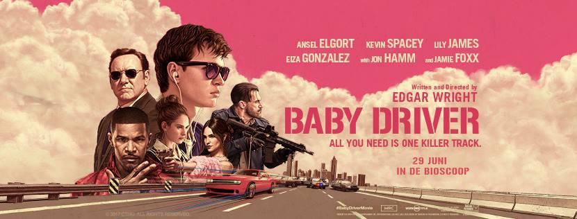 Recensie Baby Driver (Erik Jansen)