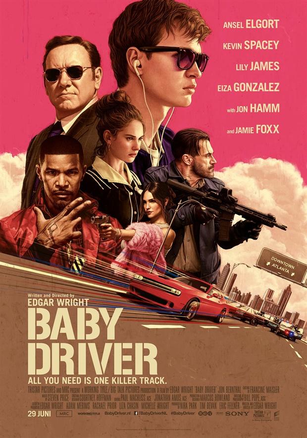 Winactie Baby Driver