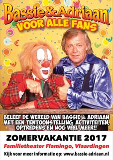 """Bassie & Adriaan openen nieuwe tentoonstelling """"Voor Alle Fans"""""""