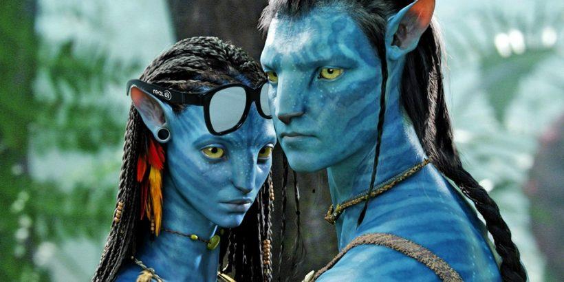 Avatar 2 in 3D maar zonder bril!
