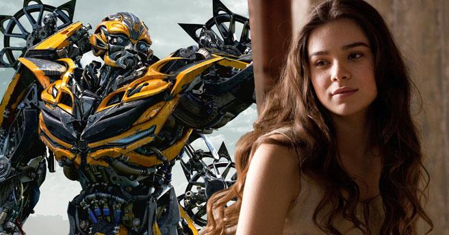 Hailee Steinfeld hoofdrol in Bumblebee spin-off