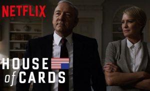 House of Cards seizoen 6