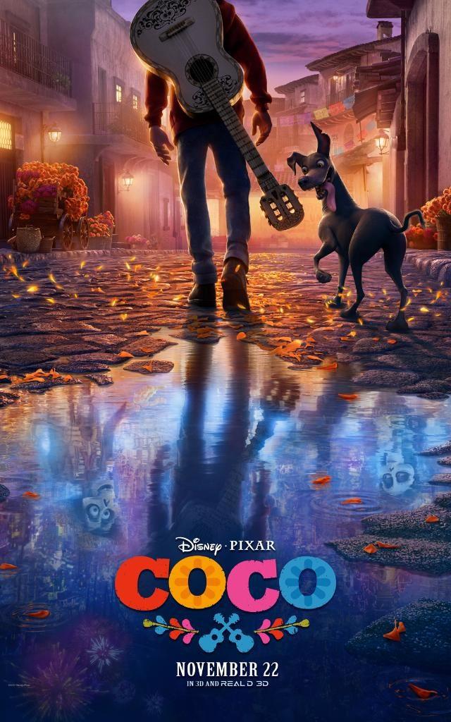 Nieuwe poster en cast aankondiging van Disney•Pixar's Coco