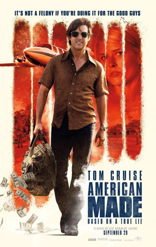 Tom Cruise in eerste American Made trailer