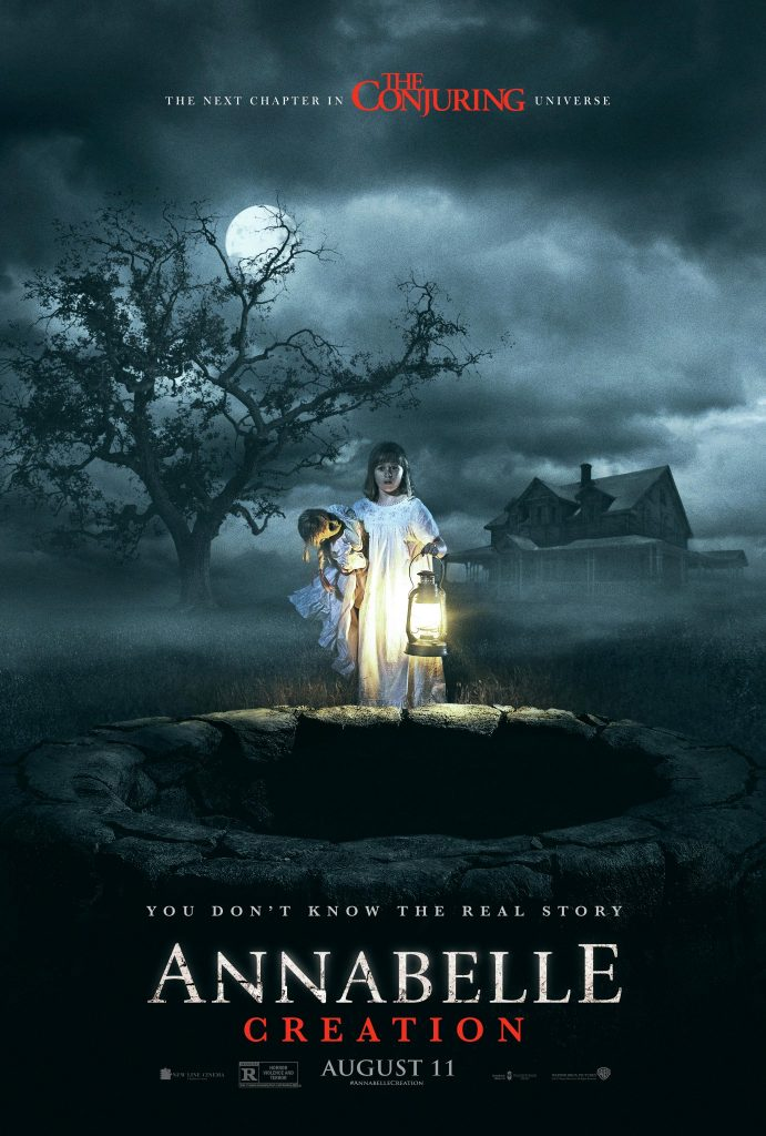 Nieuwe Annabelle: Creation trailer en poster