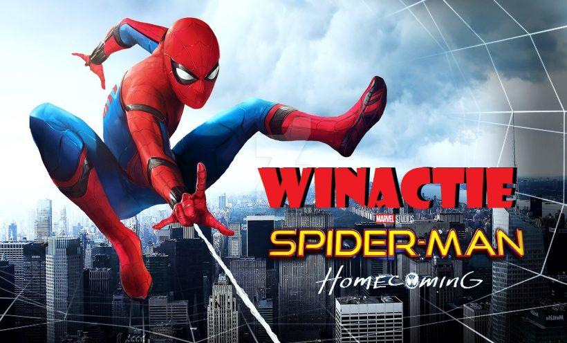 Winactie | Spider-Man: Homecoming – Beëindigd