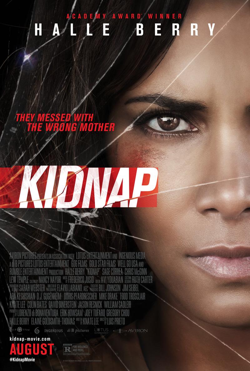 Kidnap trailer en poster met Halle Berry