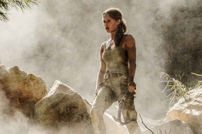 Opnames Tomb Raider zijn afgerond