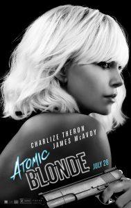 Nieuwe Atomic Blonde poster