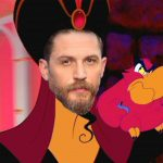 Tom Hardy als Jafar in Disney's Aladdin
