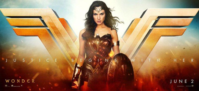 Recensie Wonder Woman (Erik Jansen)