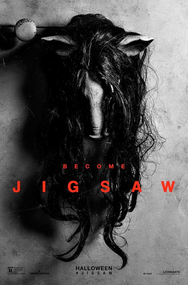 Nieuwe Jigsaw poster