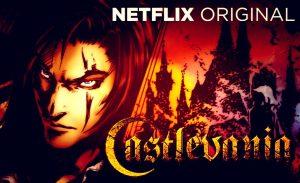 Castlevania op Netflix