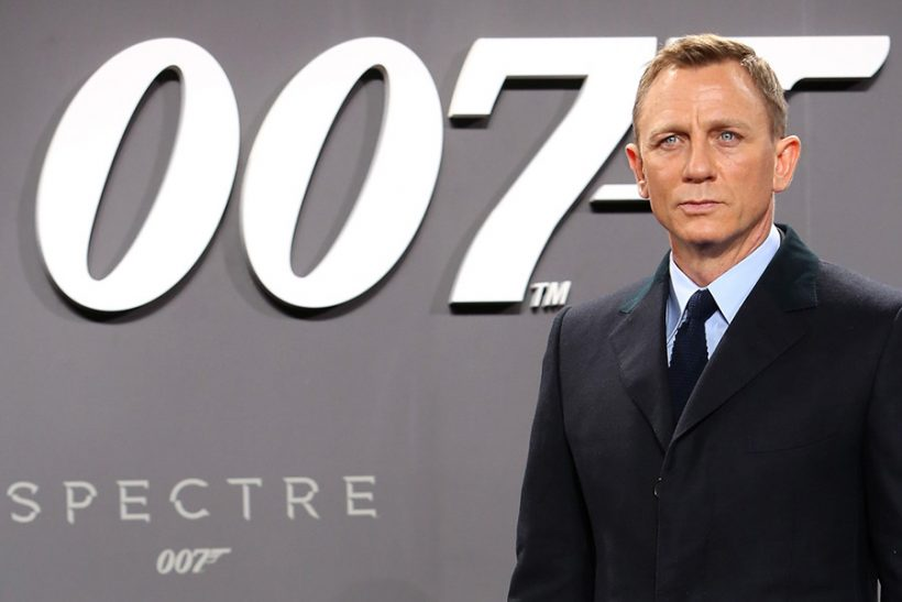 Daniel Craig naar verluidt terug voor Bond 25!