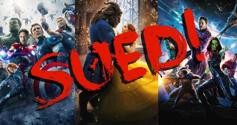 Disney aangeklaagd voor animatietechniek in Beauty and the Beast, Avengers, Guardians