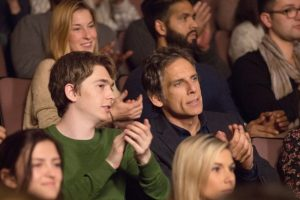 Ben Stiller in trailer Brad's Status van Mike White