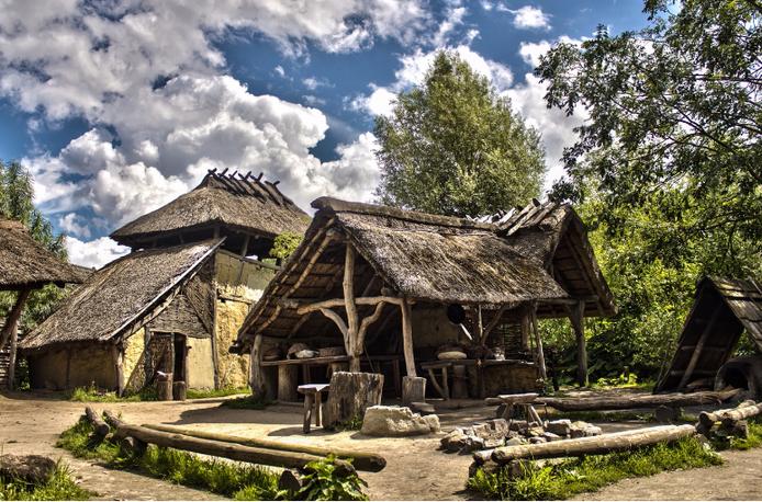 PreHistorisch Dorp Eindhoven locatie voor grote speelfilm