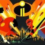 Concept art Pixar's The Incredibles 2