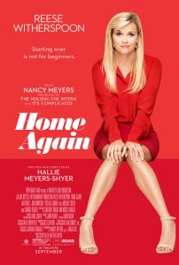 Nieuwe poster Home Again met Reese Witherspoon