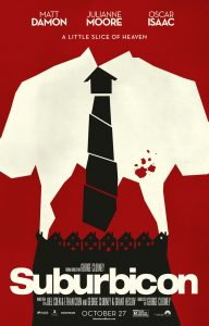 Trailer en poster voor George Clooney's Suburbicon