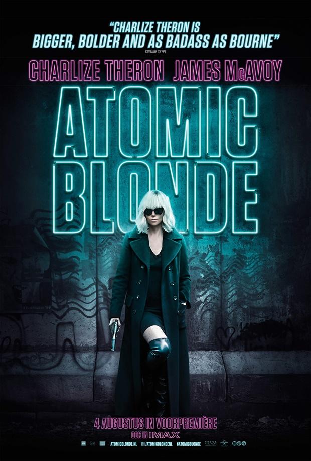 Recensie Atomic Blonde (Erik Jansen)