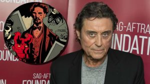 Ian McShane gecast in Hellboy: Rise of the Blood Queen