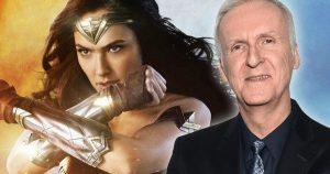 James Cameron heeft kritiek op Wonder Woman