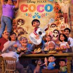 Nieuwe internationale poster Disney & Pixar's Coco