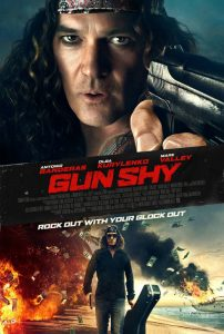 Antonio Banderas in trailer Gun Shy