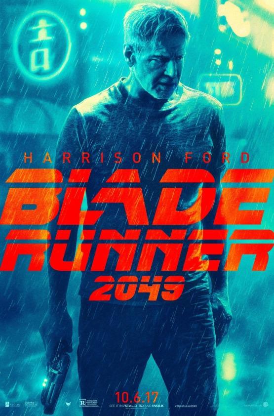 Nieuwe poster Blade Runner 2049