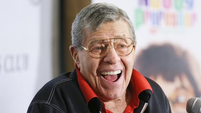 Komiek en acteur Jerry Lewis overleden