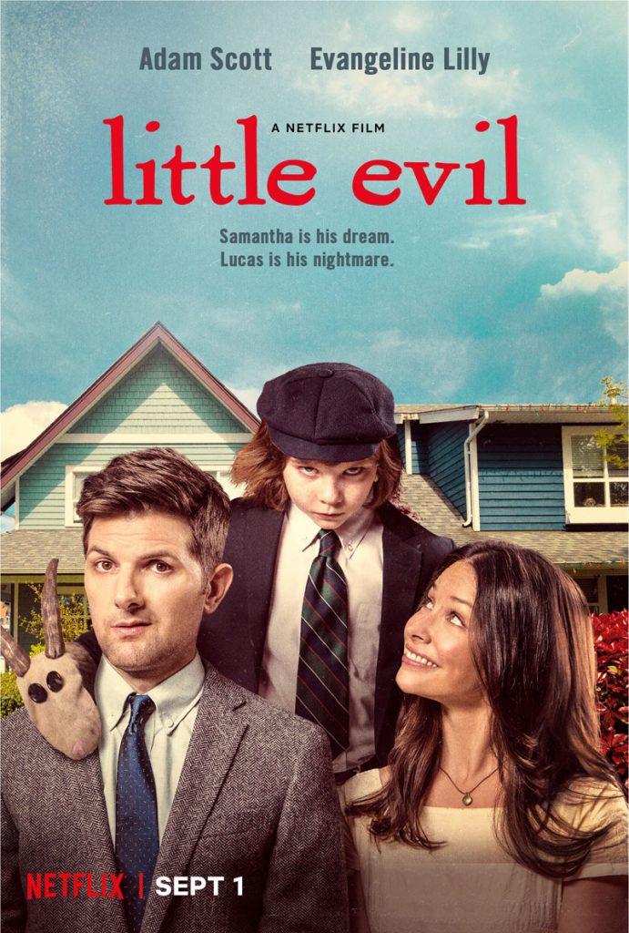 Netflix onthult Little Evil trailer en poster